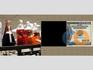 SSD UNIVERSAL CHEMICAL FOR CLEANING BLACK MONEY