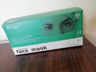 Vente de Mask medical à 5000 francs la boîte et 160mil le carton de 40 boîtes