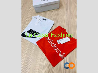 T-shirt Nike et Adidas - Lome, Togo