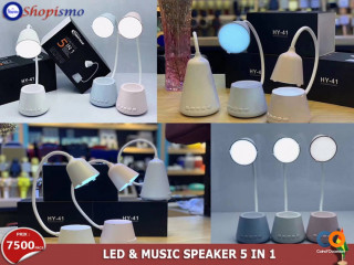LED&MUSIC SPEAKER 5 IN 1