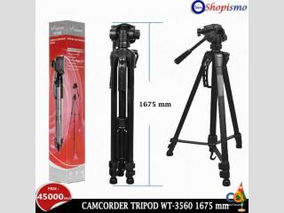 CAMCORDER TRIPOD WT-3560 1675 mm