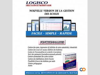 LOGICIEL DE GESTION DES ÉCOLES